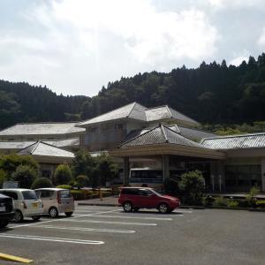 【青井岳温泉 青井岳荘】電車やバスでも訪問出来ます。