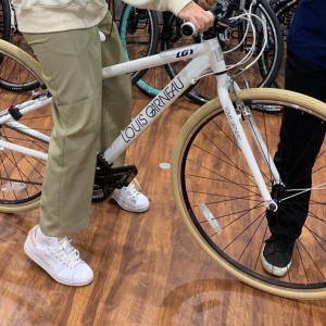 通学用自転車に「ルイガノ setter8.0」を買いました