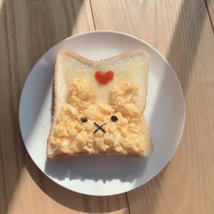 クマのパン、もしくはウサギのパン。高校生のひまつぶし。