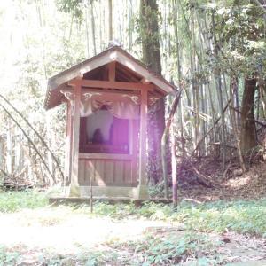 米本地域散歩 ⑤ 薬師堂から水神社へ