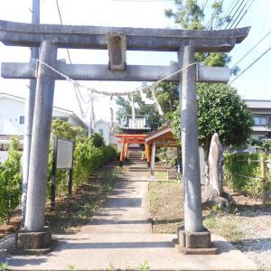 米本地域散歩 ⑦ 米本稲荷神社