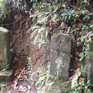神野(かの)歴史散歩 ① 神野群衆塚と道祖神
