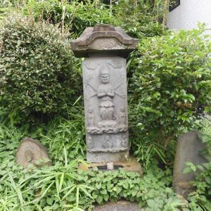 幕張散歩 ⑦ 庚申塔から道祖神社へ