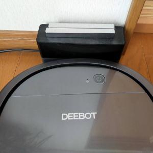 ロボット掃除機を使ってみました