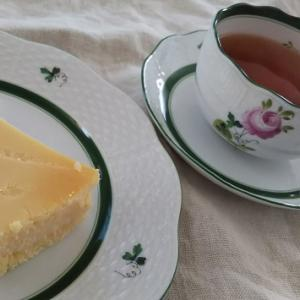 50代 探していて見つからないもの 至福のプチプラチーズケーキ