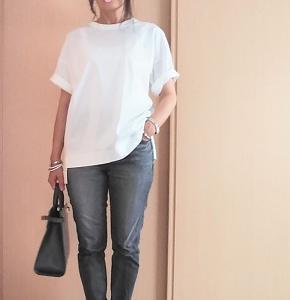 購入したTシャツレポ UNIQLO +J