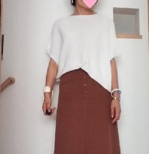 50代ファッション 今の自分にはコレがマスト。GUユニクロコーデ。