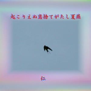『 起こりえぬ恋捨てがたし夏燕 』フォト瘋癲老仁妄句21-02zhp15
