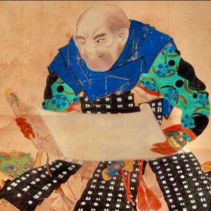#10月18日 は『甲陽軍鑑』の名軍師 山本勘助の忌日。