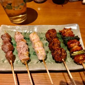 浜松町で地鶏を楽しむ‼︎『炭火焼鳥 西田屋 GEMS大門店』
