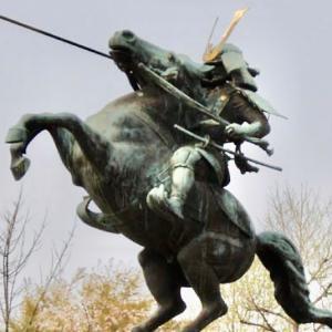 #2月26日 は戦国の出羽の英雄 最上義光の忌日。