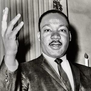 #4月4日 は人種差別撤廃の運動家 キング牧師の忌日。