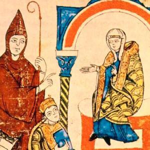 #5月25日 はカノッサの屈辱で知られるローマ教皇 グレゴリウス7世の忌日。