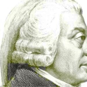 #6月5日 は経済学の父 アダム・スミスの誕生日。