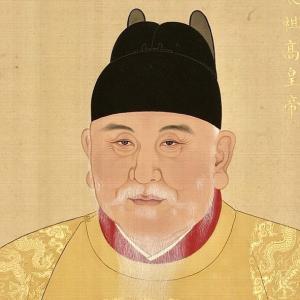 #6月24日 は明を建国した洪武帝 朱元璋の忌日。