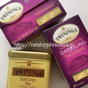 リラックスタイムの紅茶とお菓子