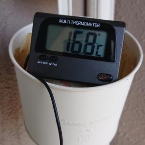 デジタル水温計の不具合