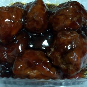 551蓬莱 ( ´θ`)b 甘酢肉団子 #551 #551蓬莱 #蓬莱 #中華 #肉団子甘酢 #551horai #大阪土産