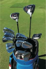 ゴルフクラブセッティングの考え方