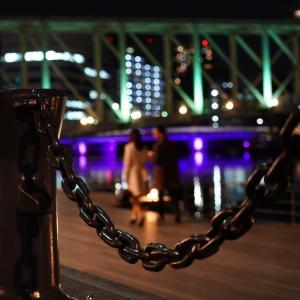 【大人デートスポット】夜の天王洲アイルを撮るwith Sony α7ⅲ