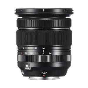 """【富士フイルムの新レンズ】小三元レンズ""""XF16-80mmF4 R OIS WR""""発売決定"""