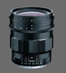 Sony Eマウント用超広角大口径単焦点「NOKTON 21mm F1.4 Aspherical」の発売日が決定