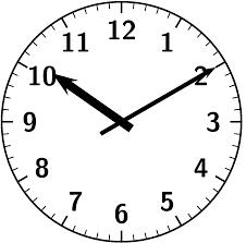 腕時計の10時10分の謎。