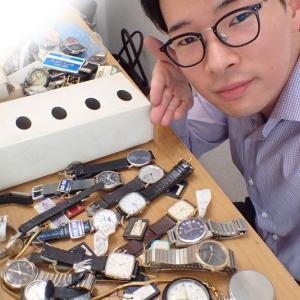 時計店の廃業や閉店による在庫買取をご依頼いただきました!