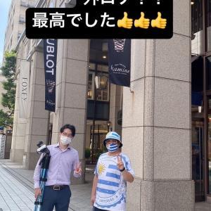 腕時計YouTuberの方と、神戸で腕時計のロケを行いました!