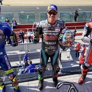 バレンティーノ・ロッシ表彰台通算200回目が見たい!MotoGPエミリア・ロマーニャGPが開催!