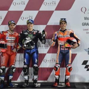 MotoGP2019が、やっと始まった!初戦カタールGP優勝は誰の手に!!