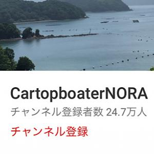 cartopboaterNORAが使っているボートとは?