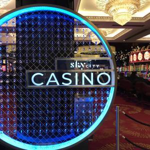 オークランドのSky City Casinoのお得な無料メンバーカードを作ってみた!