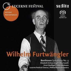 フルトヴェングラーの「第九」/ルツェルン音楽祭1954年CD他