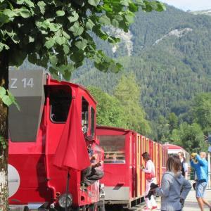 Schafberg Bahn シャーフベルク登山鉄道