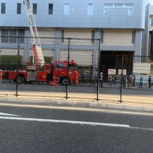 【動画・画像】新宿区西新宿3丁目付近で火災!火事の原因とは?ロッテ本社