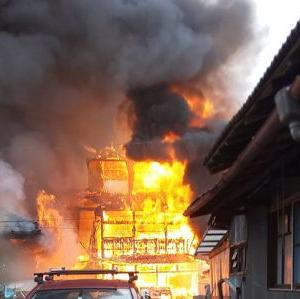 【動画・画像】群馬県桐生市三吉町付近で火災!火事の原因とは?