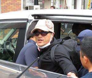 【煽り運転殴打】宮崎文夫容疑者が叫んだ生野署のくもんさん(きもとさん)って誰?勝山中学校出身なの?