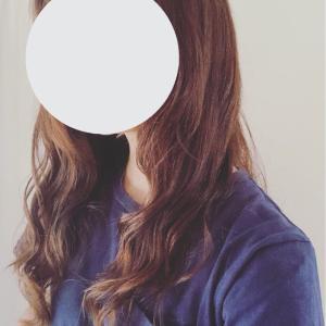 髪の毛くるくるになった