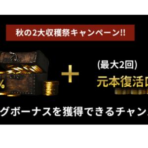 【海外FX】IS6FX 業界初キャンペーン
