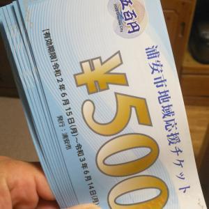 安部のマスクより、10万円給付金より 早く
