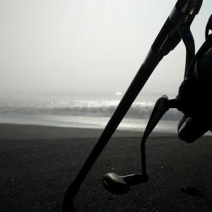 濃霧の1枚