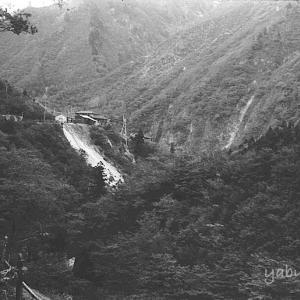 道の行方(日曹飯豊下流集落と上流集落をつなぐ道)