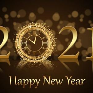 2021年、新年明けましておめでとうございます!【3つの目標】