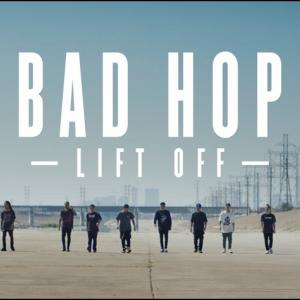 BAD POPの「LIFT OFF」がApple Music限定で配信開始。制作過程のドキュメンタリーも同時配信。
