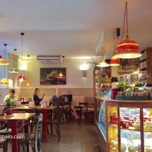 マラガでおすすめ♪ お洒落なカフェ&テテリア5店
