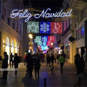 コルドバのクリスマス2020