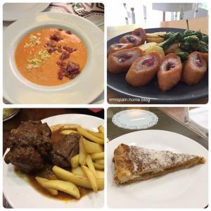 コルドバの代表的な郷土料理