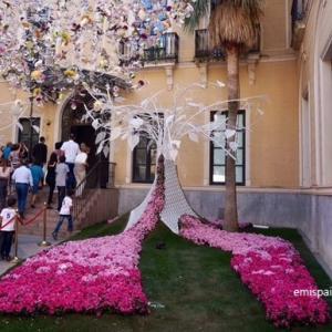 コルドバ 秋のパティオ祭り -FLORA  Festival Internacional de las Flores-