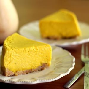 ミキサーで一発!簡単かぼちゃプリンケーキと我が家のハロウィンディナー🎃